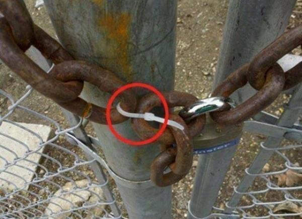 ασφάλεια πρώτου βαθμού